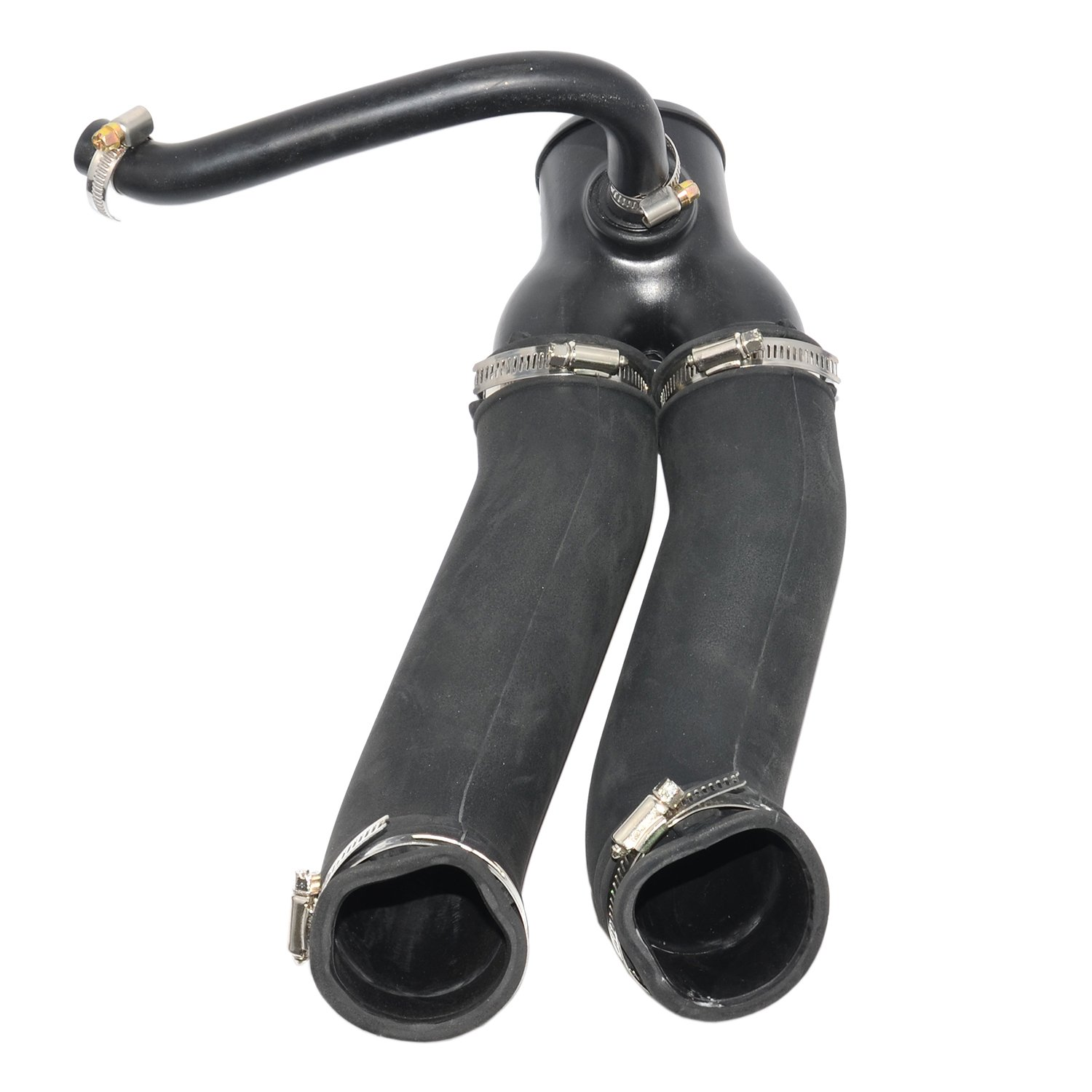 Air Cleaner Duct Hose Fit For Ford F150 F250 F350 Bronco 5.0L 5.8L F6TZ-9B659-AD