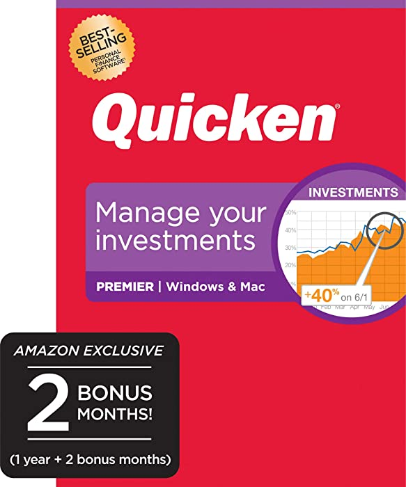 The Best Quicken Prime For Home And Business