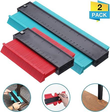 Profil Jauge Forme Contour Jauge Duplicateur profil outil de mesure plastique IR