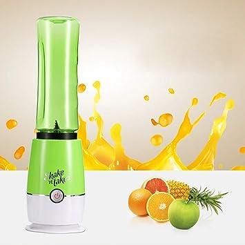 Celyc Batidora eléctrica multifunctional,Con cuchilla de acero,botella y tapa sin BPA,Con potente motor,Verde: Amazon.es: Hogar