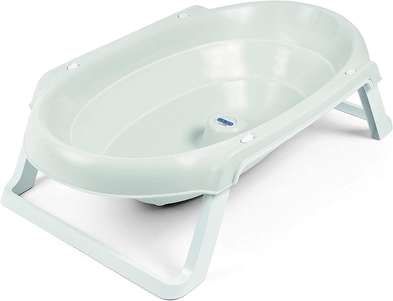 White Peg Perego Onda Slim Folding Bathtub