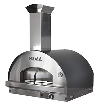 Amazon.com: Bull Outdoor Products 77650 Gas Fired Italian ...