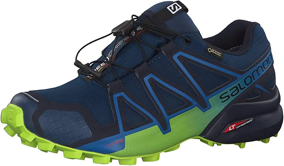 Salomon Speedcross 4 GTX, Zapatillas de Trail Running para Hombre: Salomon: Amazon.es: Zapatos y complementos