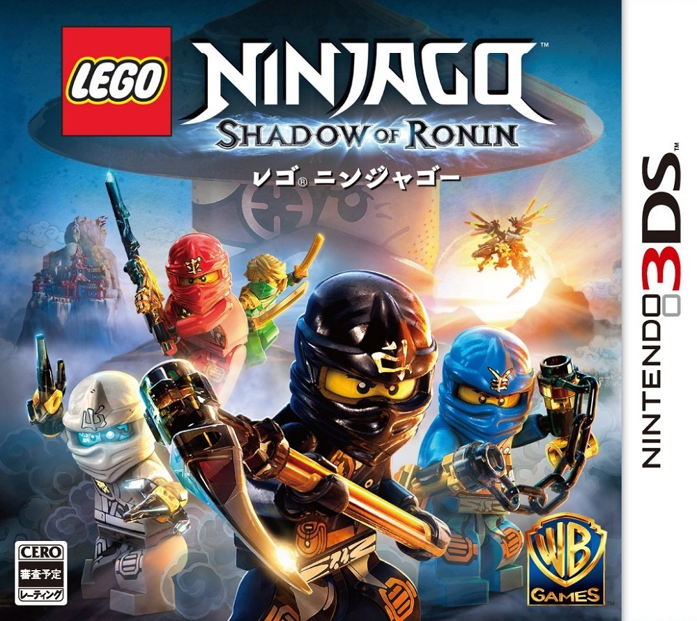Amazon.com: Lego (R) Ninja Go Ronin Shadow Of: Video Games