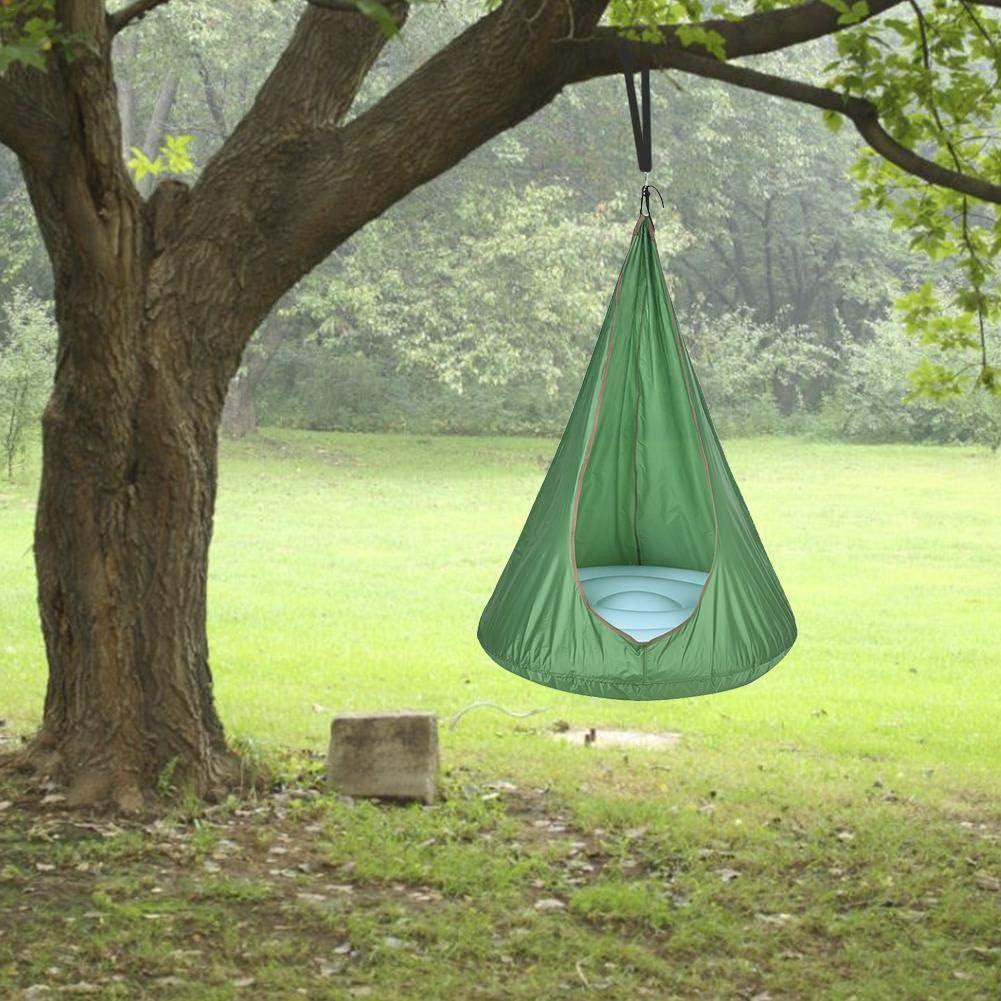 Swing Seat 70 X 150cm Kids Pod Children Hammock Chair For Fun Indoor Outdoor Use