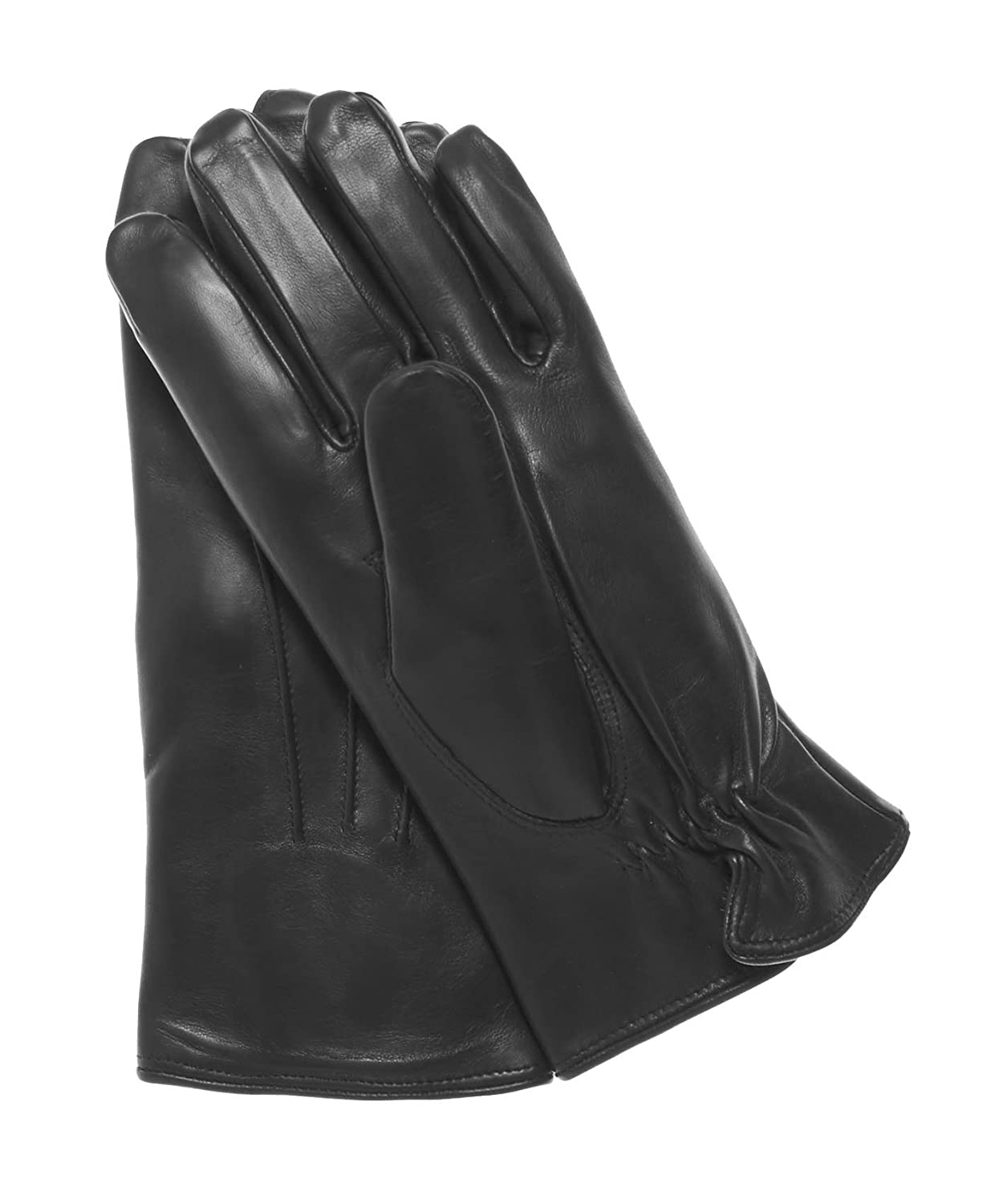 Mens leather gloves rabbit fur lined - Fratelli Orsini Everyday Men S Our Bestselling Italian Rabbit Fur Gloves Size Xs Color Black At Amazon Men S Clothing Store