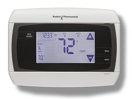 Radio termostato compañía de América ct32-z-wave 7 días termostato programable, CT50e wifi: Amazon.es: Bricolaje y herramientas