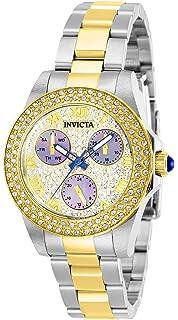 703a2898a Invicta 28475 Angel Women's Wrist Watch stainless steel Quartz Gold Dial