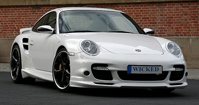 Amazon.com: Porsche 997 Tech Art Style Rocker Panels for 997 Turbo & C4S: Automotive
