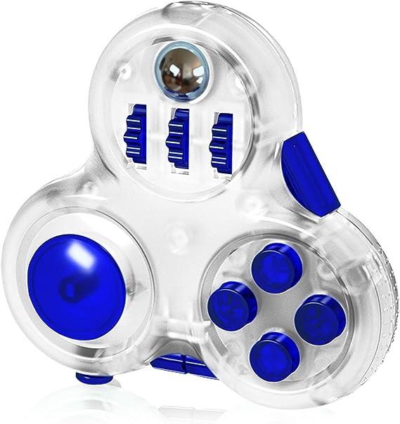 Fidget Controller Stressreduzierer Spielgriff Toy Tasteless Lightweight Fidget Controller Pad
