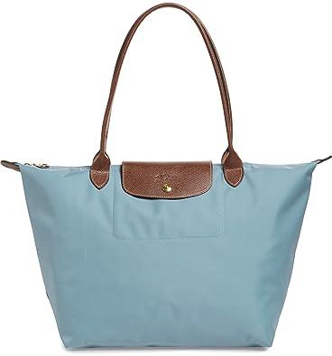3ed5dba3fac Amazon.com: Longchamp 'Large 'Le Pliage' Tote Shoulder Bag, Artico: Shoes