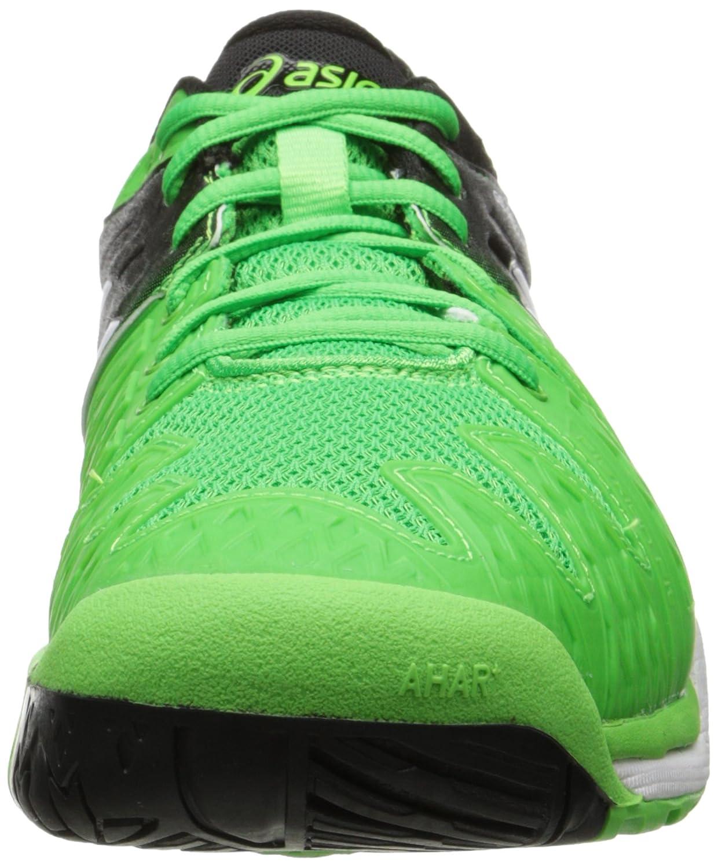 ASICS 19011 Blanc Chaussure de tennis 19011 GEL Resolution 6 Homme Vert Vert/ Blanc/ Noir f790d22 - tinyhouseblog.website