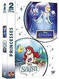 Princesses - Cendrillon + La petite sirène