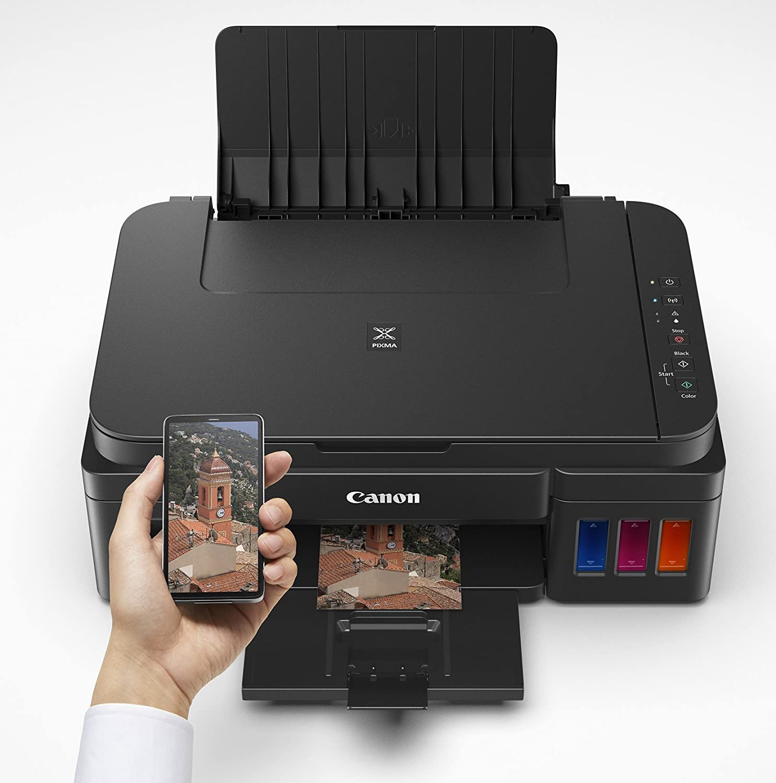 Amazon.com: Impresora Canon PIXMA, Negro 1