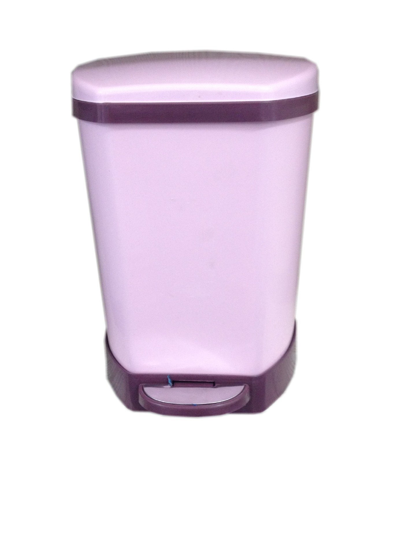 Dustbins Xiuxiutian Plastic fold foot health barrels 282428cm, Style 3
