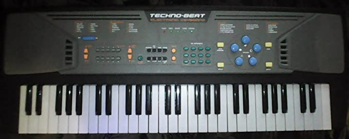 Amazon Manley Techno Beat Electronic Keyboard Toys Games