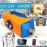 5KW Air Diesel Fuel Heater 12V Car Parking Heater