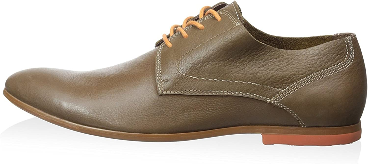 Kenneth Cole REACTION Mens Flag Down Oxford