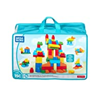 Mega Bloks First Builders Deluxe Building Bag [Amazon Exclusive]