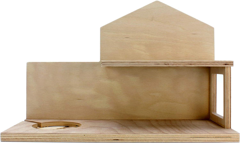Puppenvilla Regal Aus Holz Haus Tonie Board Zur Aufbewahrung Von