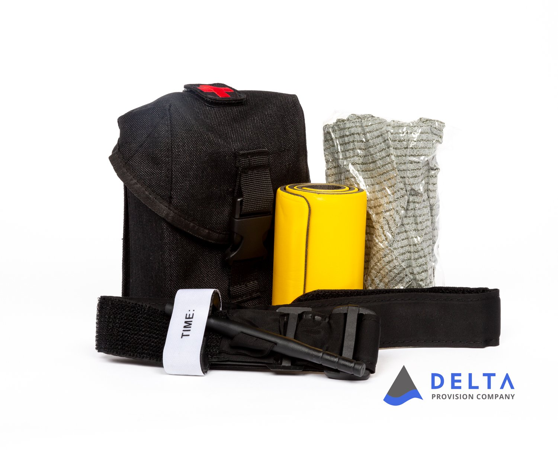 Delta Provision Co. Trauma Tool Kit - Tactical