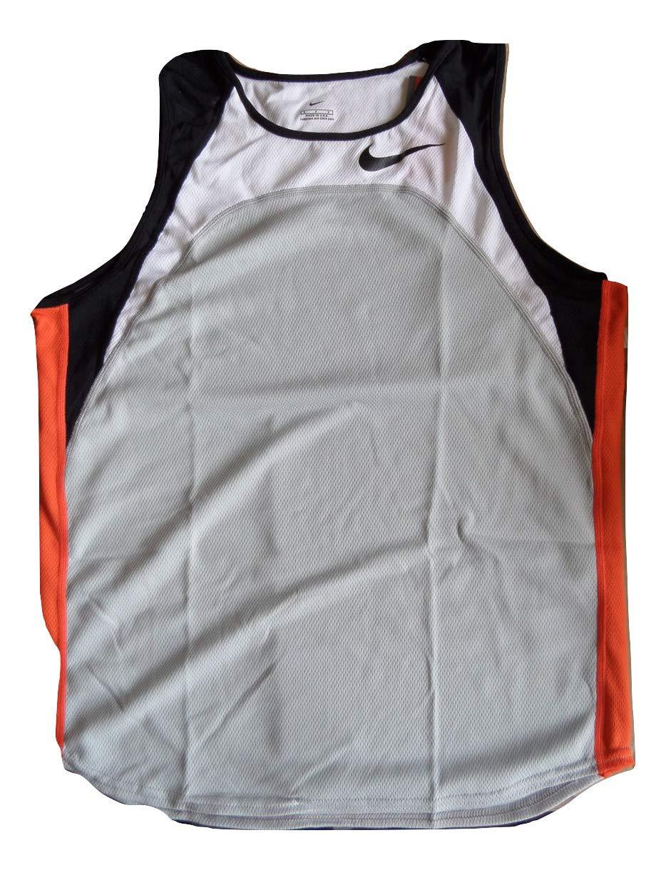 TCA Hazard Mens Running Vest Blue