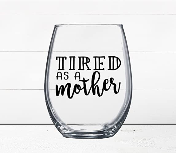 Amazon Com Mother S Day Gift Under 10 Funny Wine Glass