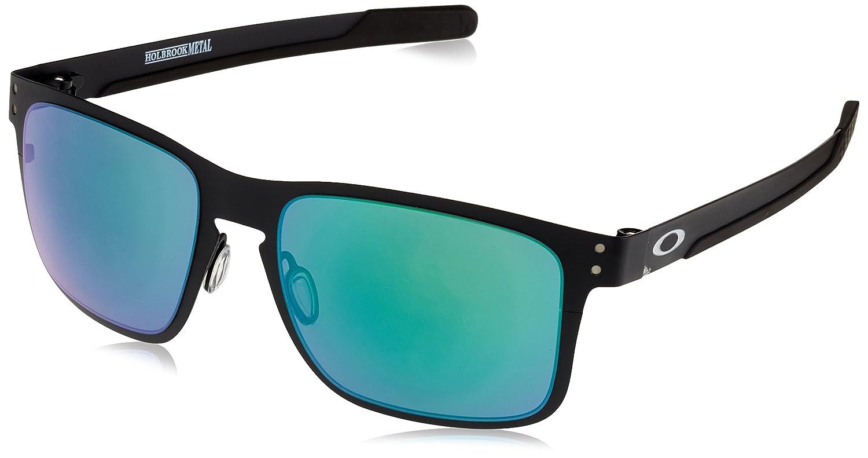 Oakley Mens Holbrook Metal Non Polarized Iridium Square Kacamata Sunglasses Magnet 5 In 1 Matte Black 550 Mm Clothing