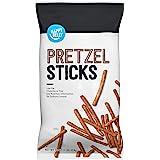 Amazon Brand - Happy Belly Pretzel Sticks, 16 oz