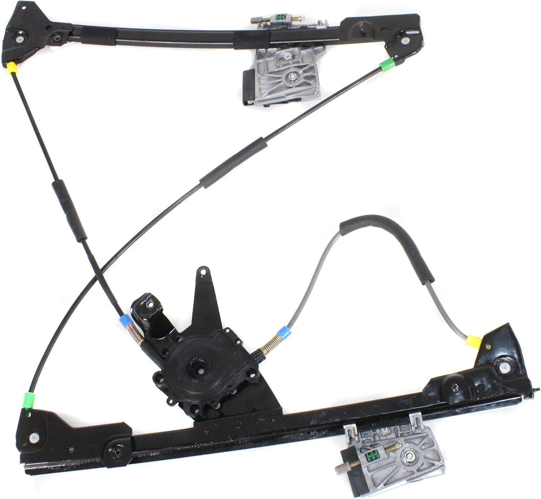 Garage-Pro Window Regulator for VOLKSWAGEN CABRIO 95-02 FRONT RH Power