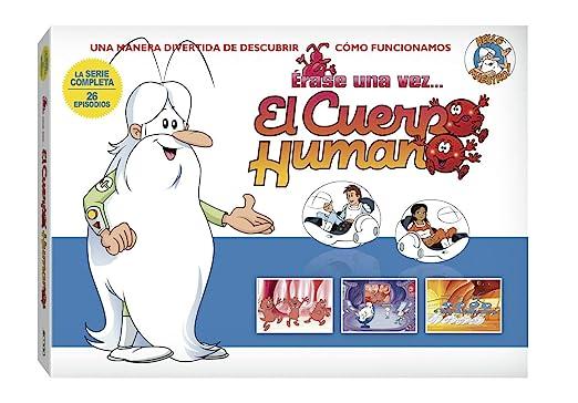 Érase una vez: El Cuerpo Humano Serie Completa
