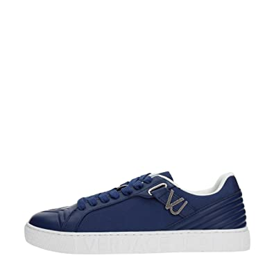 Versace Jeans Sneakers Fini Cuir Tendance Yrbsb7 u3PRG