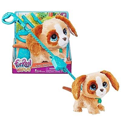 Furreal Walkalots Big Wags, Pup: Toys & Games