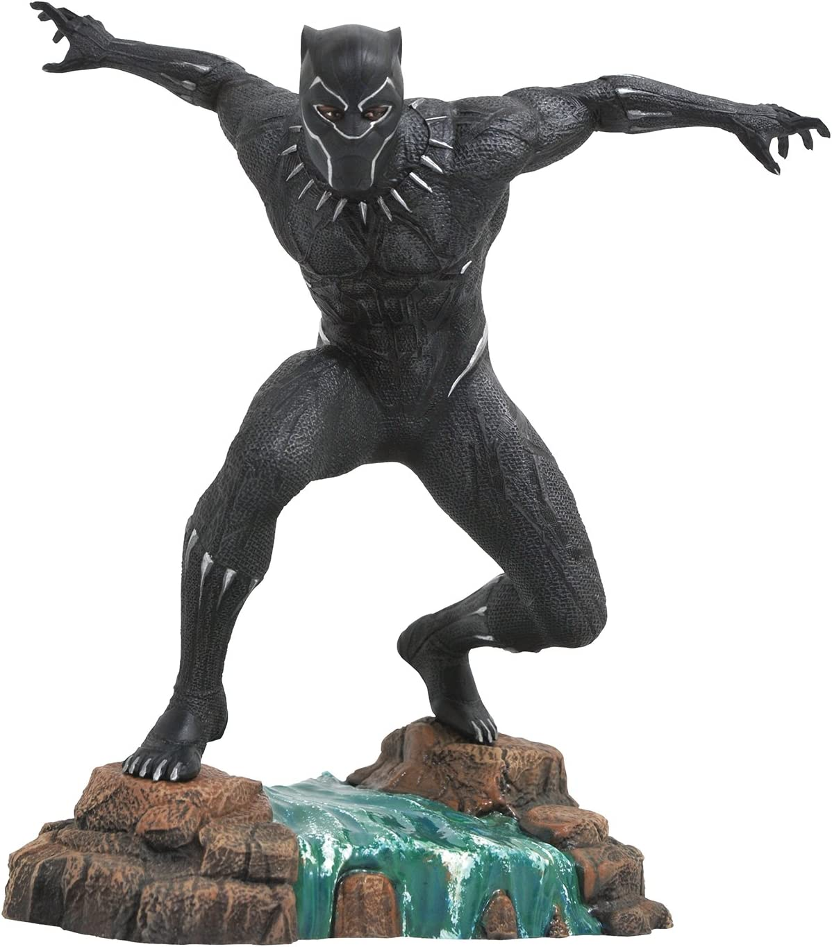 Black Panther Movie Pvc Vinyl Figure Diamond Select Toys Marvel Gallery