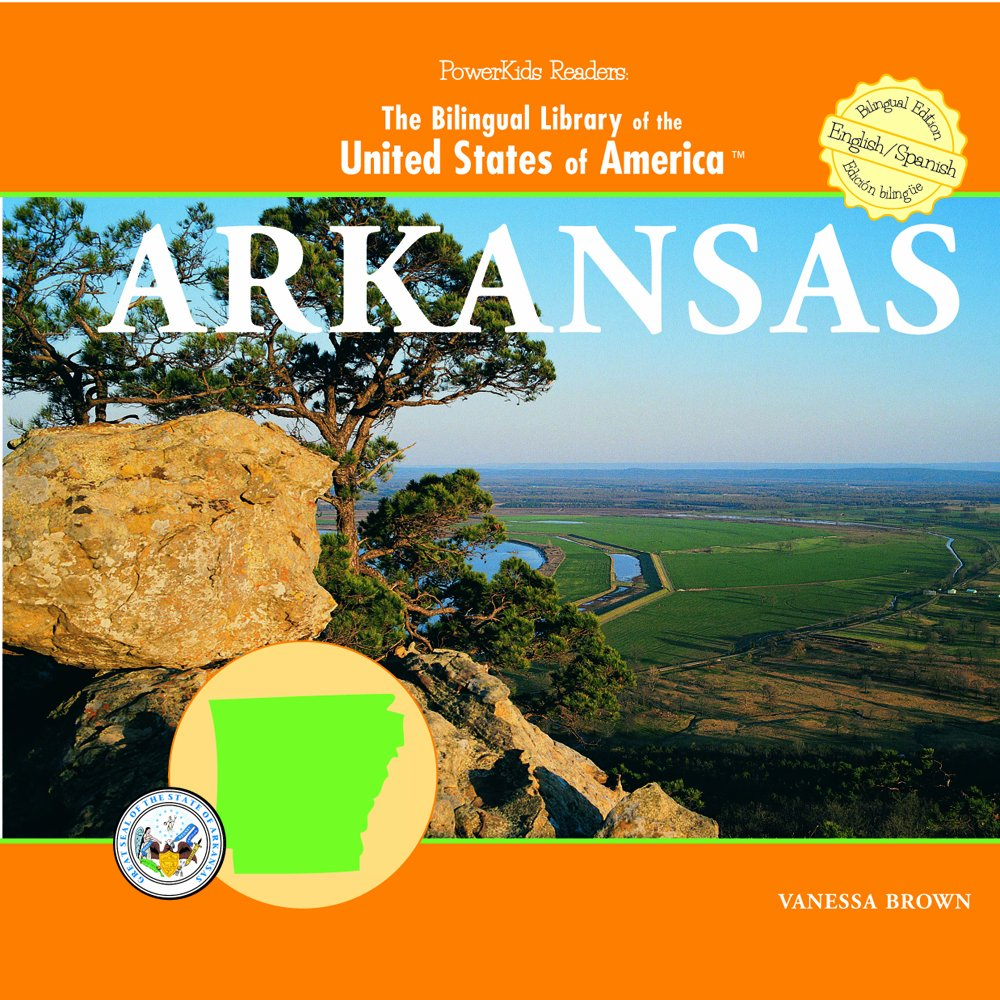 Download Arkansas (The Bilingual Library of the United States of America) (English and Spanish Edition) pdf