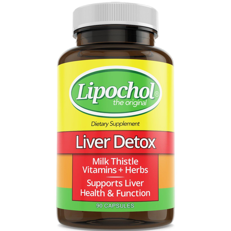 Amazon.com: Cardo Mariano 30 días de hígado Detox Cápsulas ...