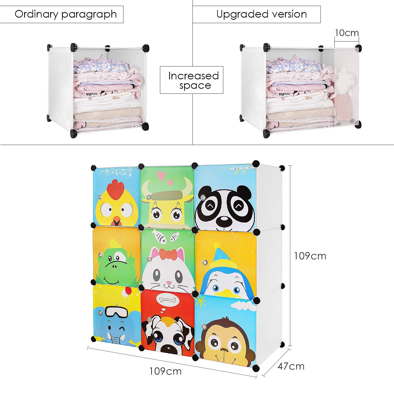 Dimensiones perfectas para niños