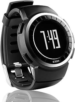 Reloj Deportivo Digital EZON Reloj cronómetro para Correr al Aire ...