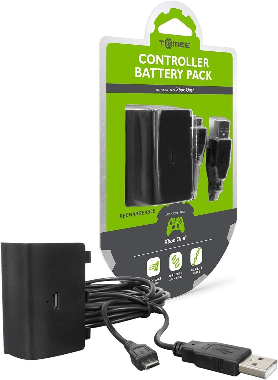 Batería + Cable Play and Charge para Xbox One: Amazon.es: Electrónica
