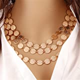 YAMULA Hot Selling Choker Necklace Latest Design for Women Top Fashion