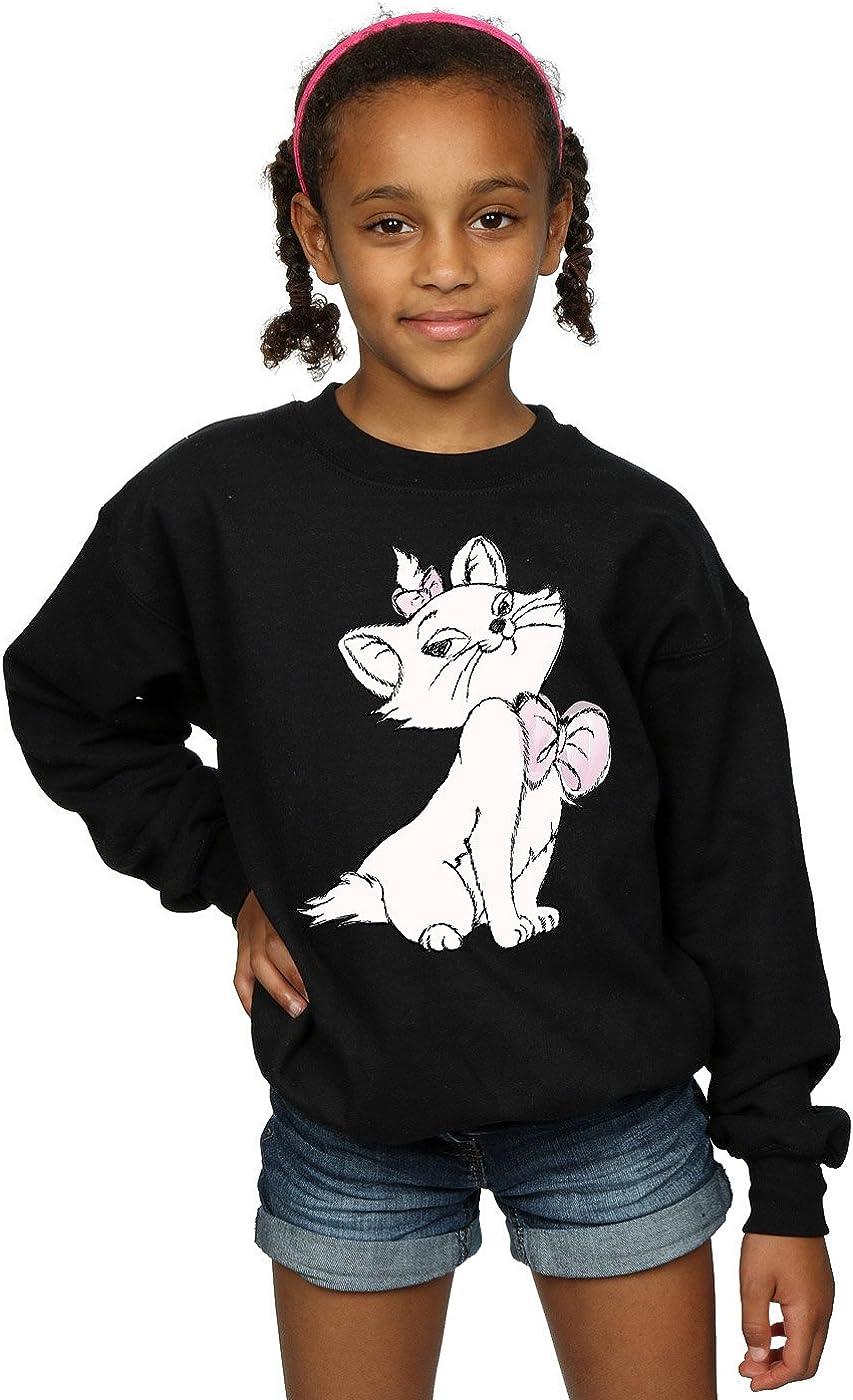 Disney Girls Aristocats Marie Sweatshirt