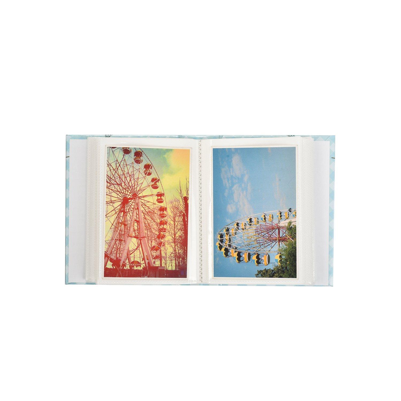 Arpan /Álbum de fotos peque/ño de 15/x/10/cm para 100/fotos varios dise/ños y colores Talla:BA-9776