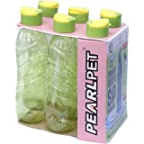 PEARLPET BOTTELS WITH FLIP CAP ( COLOR AND DESIGN MAY VARY)