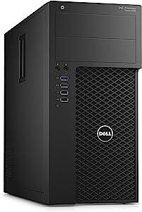Dell Precision Tower 3620 Core i7-6700 16GB DDR4 512GB SSD DVDRW Nvidia Quadro K2200 4GB Windows 10 Pro Workstation PC (Renewed)