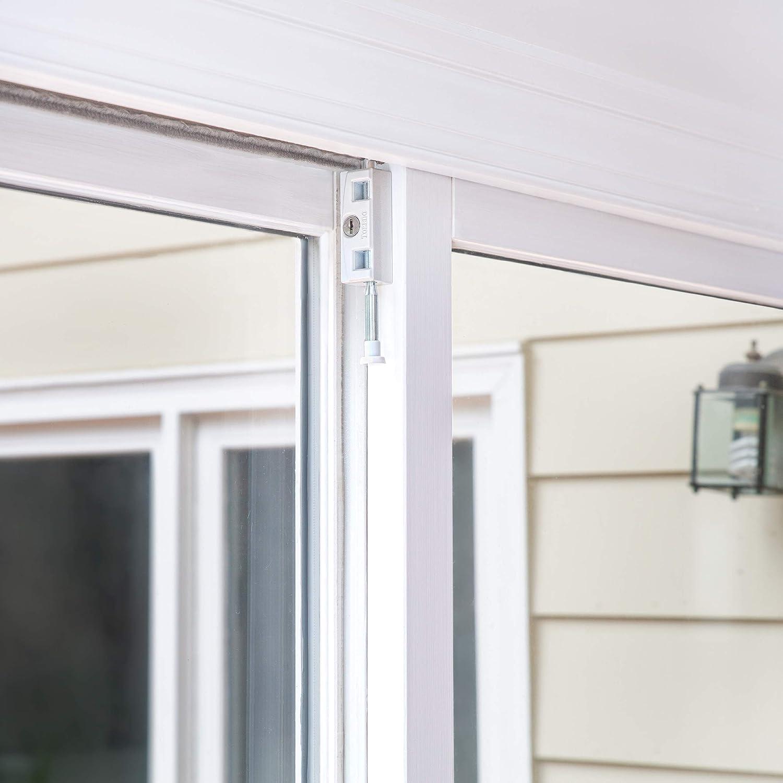 Home Secure – Cerrojo de tdp-02 W y ventanas de Toledo (con llave con Yale cerrajero): Amazon.es: Bricolaje y herramientas