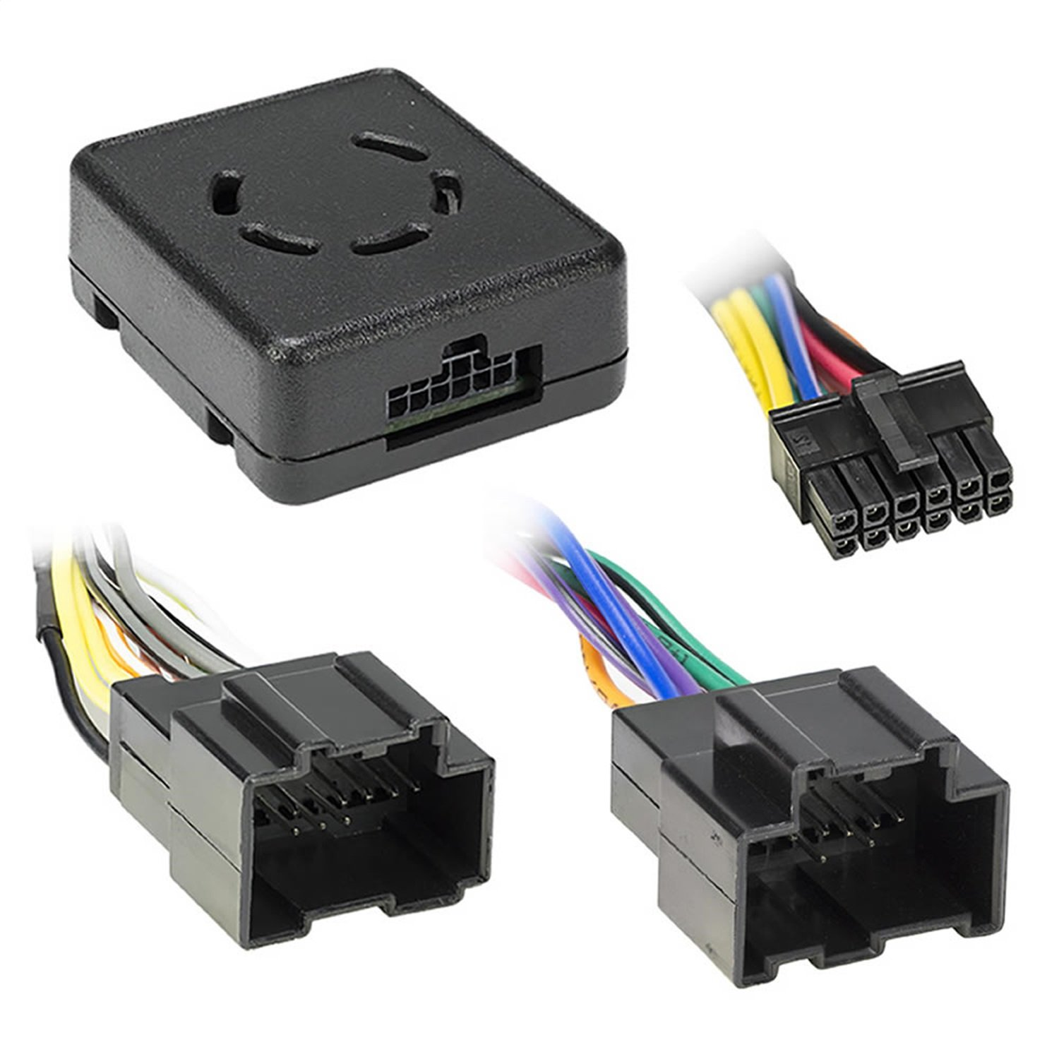 Amazon.com: Metra Axxess GM LAN Data Bus Interface with Chime Retention for  Select Chevrolet Impala and Silverado Vehicles: Car Electronics