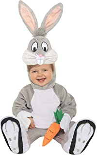 BUGGS BUNNY DAFFY DUCK SOFT HEADPIECES FIT ON HEAD CHILD SIZED HALLOWEEN COSTUME