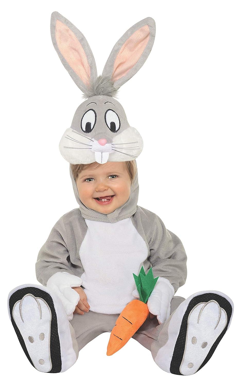 Rubie 's–Kinder-Kostüm Bugs Bunny (881539-t) Rubie's 881539TODD