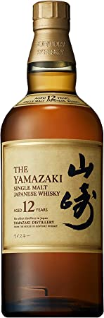 Suntory - Whisky japonés Yamazaki single malt 12 años