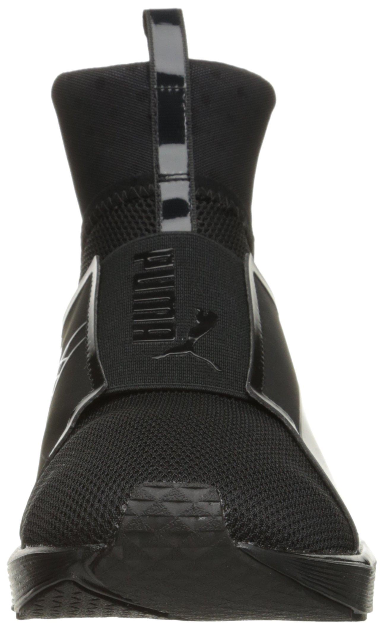PUMA Women's Fierce Core Cross-Trainer Shoe, Black Black, 9 M US by PUMA (Image #4)